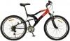 """Bicicleta Mountain Bike MTB 24"""" Champion"""