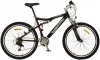 Bicicleta Mountain Bike MTB 26'' Flame